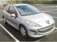 Peugeot 207 hdi ,3 hatchback,for sale,09 plate
