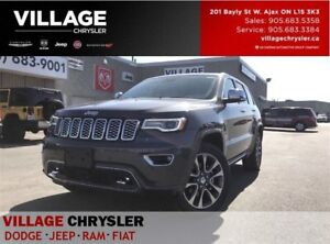 2017 Jeep Grand Cherokee OVERLAND|SAFETY TEC|TOW|REMOTE