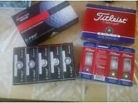 Titliest golf balls New