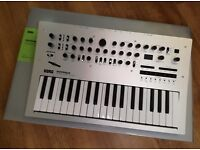 Korg Minilogue Synth with Korg carry case.