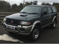 SHOGUN SPORT GLS FOR SALE SENSIBLE OFFERS WELCOME