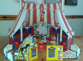 Playmobile Circus including figures £25