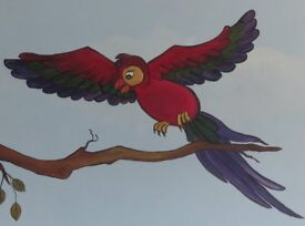 Mural Artist - Ideal for kids rooms and Resturants