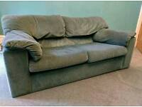Pair of Heal's sofas