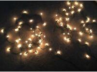 Christmas indoor lights
