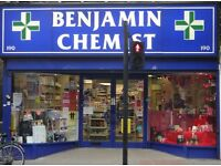 SATURDAYS PLUS++ PHARMACY COUNTER SALES ASSISTANT, N16 Part-Time