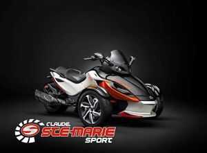 2015 can-am Spyder RS-S SM5 -