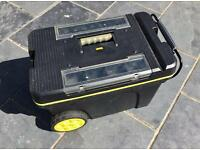 Stanley Mobile Tool Chest - wheels / storage / case