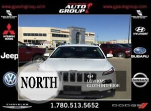 2014 Jeep Cherokee North | Low KMS | Off Road