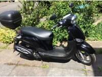 Yamaha Delight scooter moped not Honda
