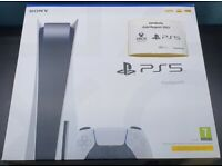 **Collect Today | Sealed** Sony Playstation 5 Disc Disk Console PS5 - 7APSEN