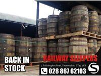 Reclaimed Barrels