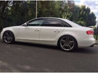 Audi A4 2.0 TDI SE Multitronic 4dr