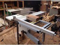 Axminster TRADE table saw MJ12-1600MK11
