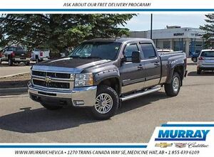 2010 Chevrolet SILVERADO 2500HD LTZ *4WD *Leather *6.6L Duramax