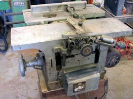 Multipurpose Wood Working Machine French make