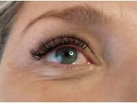 Eyelash extensions from £40 / Permanent make up
