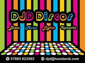 Mobile Disco - DJ Hire - Cardiff & South Wales - Children's Parties, Weddings, Birthdays etc
