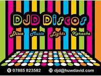 Mobile Disco - DJ Hire - Cardiff & South Wales - Children's Parties, Weddings, Birthdays etc