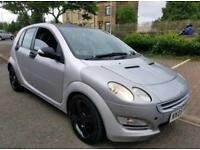 Smart four four 2005 1.5 Petrol semi automatic