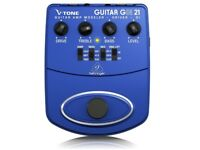 Behringer GD121 V-Tone Guitar Driver/ DI