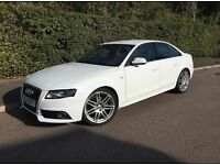 Audi A4 2.0 TDI CR S Line Special Edition 4dr