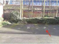 Parking Space in Norwich, NR1, Norfolk (SP43714)