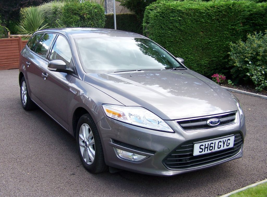 2011 61 ford mondeo 5dr estate 2 0 tdci zetec powershift. Black Bedroom Furniture Sets. Home Design Ideas