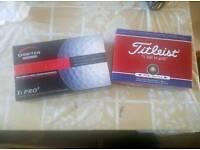 Titleist Golf Balls New