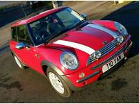 Mini One 04 - Panoramic roof - personalised plate - Pepper pack