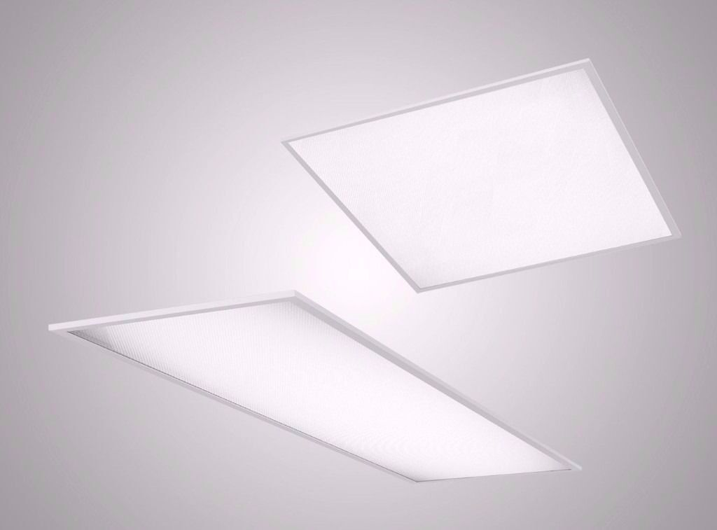 Led Ceiling Lights Gumtree : W led light panel suspended recessed ceiling warm