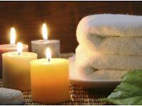 Qualified Male Massage Therapist offers full body massage £40.00