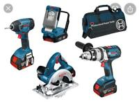 DO YOU HAVE ANY POWER TOOLS YOU DONT NEED ANYMORE?