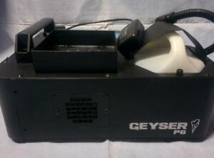 *USED* CHAUVET DJ GEYSER P4 AND P6 VERY GOOD CONDITION, AMAZING PRICES!!! P4- $330 P6 - $445