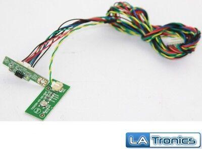 VIZIO D40F-E1 Power Button + IR Sensor Board 715G6284-K01-000-004F 715G7949-R01