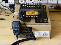 Yaesu FT-2800M, 2 Mtr FM Radio 65 Watts