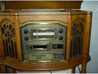 Reproduction stereo system