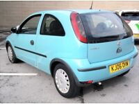 Cheap Insurance 06 Vauxhall Corsa 1.3 Cdti 3Dr £30 Tax Full Service History (Audi Fabia golf Focus)