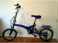 Adult folding bike (Excellent condition)
