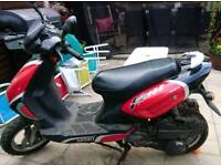 Yiben 125 scooter for spares or repair