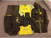 Selection of Brownies uniform - range of sizes fit approx 8-10years old