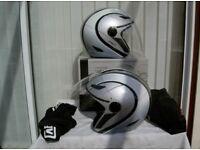 AVG Planet motorcycle helmets