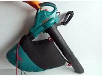 BOSCH Corded garden blower - vacuum