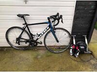 Vitus Zenium Men's Road Bike (carbon forks) PACKAGE