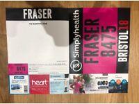 1x entry to the Bristol Half Marathon on 23rd September 2018.