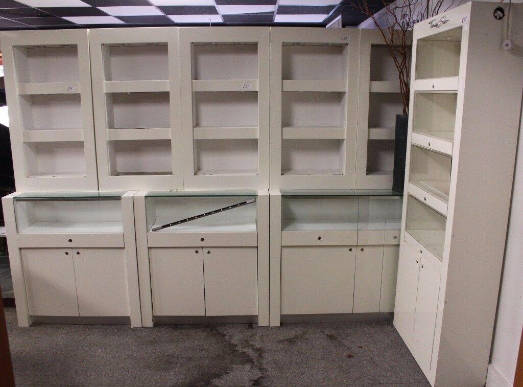 Various Retail Shop Display Counters and Units - from £29-£95