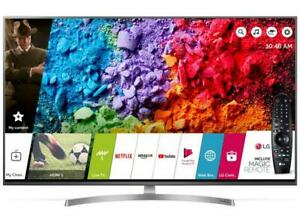 LG 55 LED 4K HDR WEB OS 4.0 SMART SUHDTV 8000 SERIES *NEW IN BOX*