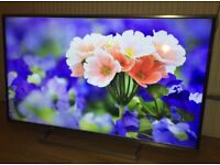 Panasonic 48 inch Smart TV Full HD 3D LED TV Boxed with built in Freeview HD and Wifi