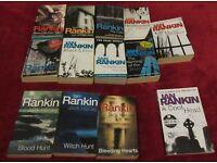 13 Ian Rankin Books