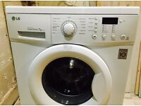 LG 7kg Washing Machine 1200rpm TOP RATED!